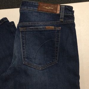 "AWESOME JOE'S ""VINTAGE RESERVE STRAIGHT LEG"" JEANS"